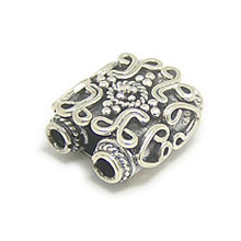 Bali Beads | Sterling Silver Silver Beads - Connectors, Silver Beads B2002