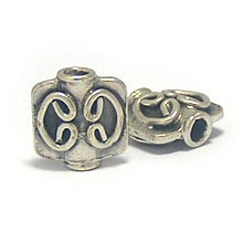 Bali Silver Beads - Other Shapes