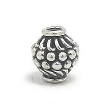 Bali Beads | Sterling Silver Silver Beads - Round Beads, Silver Beads B5021