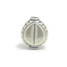 Bali Beads | Sterling Silver Silver Beads - Stamp Beads, Silver Beads B8058