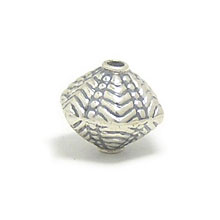 Bali Beads | Sterling Silver Silver Beads - Stamp Beads, Silver Beads B8069