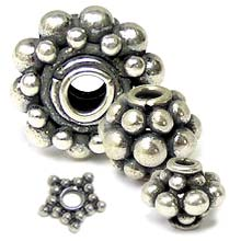 Bali Silver Spacers