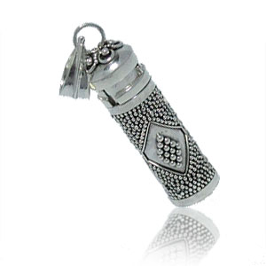 Bali Beads | Sterling Silver Silver Jewelry - Prayer Boxs,