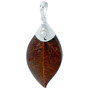 Bali Beads | Sterling Silver Silver Jewelry - Resin Pendants, Sterling silver resin pendants