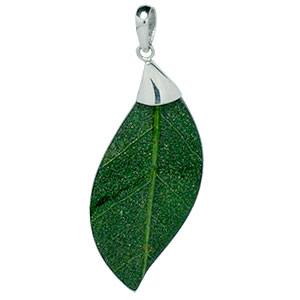 Bali Silver Jewelry - Resin Pendants