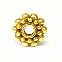 Bali Vermeil-24k Gold Plated - Bead Spacers